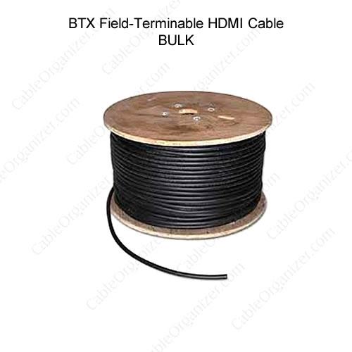 Câble HDMI 1.3 sans connecteur - BTX®